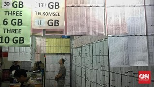 Tri Harap Aturan Tarif Internet Sesuai Praktek Industri