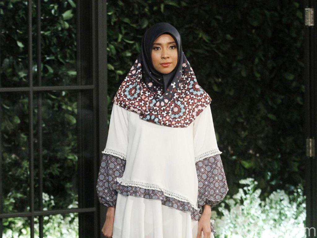 25 Koleksi Hijab Mandjha Ivan Gunawan untuk Lebaran 2018