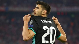 FOTO: Real Madrid Menang Atas Munchen di Liga Champions