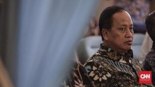 Kunjungi ITB, Menteri Nasir Disambut Papan Bunga 'Radikal'