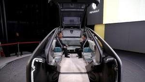 FOTO: Deretan Mobil Canggih di Auto China 2018