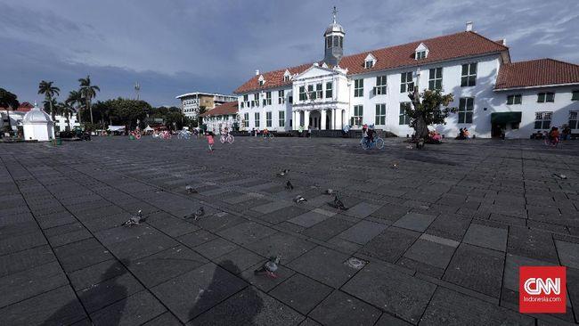 Status Lahan Hambat Kota Tua Jadi Situs Warisan Dunia