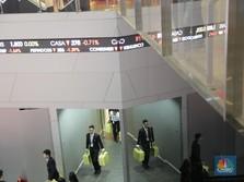 Pasar Melemah, BPJS Pilih Investasi di Surat Utang & Deposito