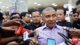 Fadli Zon dan Amien Rais Berembuk Cari Penantang Jokowi