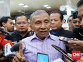 Amien Rais Sebut Zulkifli Hasan Sandiwara Dukung Jokowi