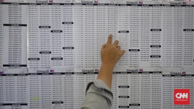 Kominfo Blokir 120 Juta Nomor Selular Usai Registrasi Ulang