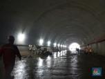 Tembus Bukit, Terowongan Kembar Tol Cisumdawu Selesai 2018