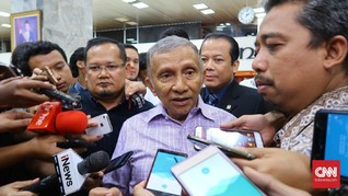 Amien Rais Sebut Tak Ada Amplop saat Jokowi Bertemu PA 212