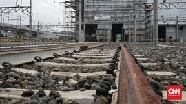 Kebakaran Terminal MRT Lebak Bulus Dipicu Korsleting Listrik