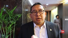 VIDEO: Fadli Zon Respons Wacana Duet Jokowi-Prabowo