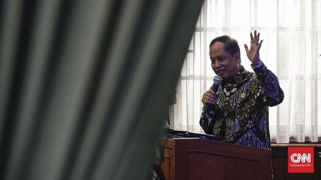 Banyak Dosen Lulusan S1, Menteri Nasir Akui Kurang Kompetitif