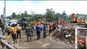 VIDEO: Rekonstruksi Bangunan Rusak Pasca Gempa