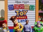 FOTO: Ada Toy Story di Disneyland Shanghai