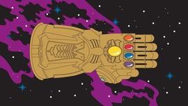 Mengenal Enam 'Batu Akik' Incaran Thanos di 'Infinity War'