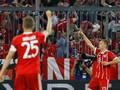 Bayern Munchen Ditahan Imbang Madrid 1-1 di Babak Pertama