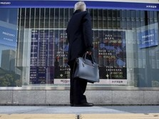 Setelah Terjun Bebas, Bursa Jepang Dibuka Melesat Naik
