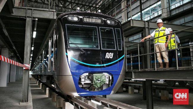 MRT Diberi Nama Ratangga, Diambil dari Kitab Mpu Tantular