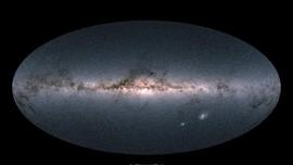 Satelit Gaia Berhasil Petakan Galaksi Bimasakti