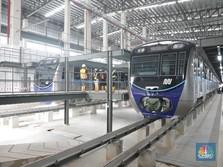 Menhub: Kereta Layang DKI Akan Diminati Banyak Investor