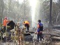 VIDEO: Sumur Minyak Terbakar, Warga Dilarang Menambang Ilegal