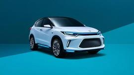 Coba Gilas Tuan Rumah, Honda Pamer Mobil Listrik di China