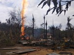 Ledakan Sumur Minyak Aceh Telan Puluhan Korban