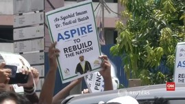 VIDEO: Malaysia Pulangkan Jenazah Ilmuwan Palestina