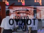 Jelang Libur Panjang, Bursa Jepang Dibayangi Profit Taking