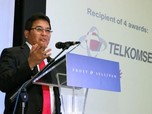 Saham Telkom Melesat Jelang RUPS Besok, Bakal Ganti Dirut?