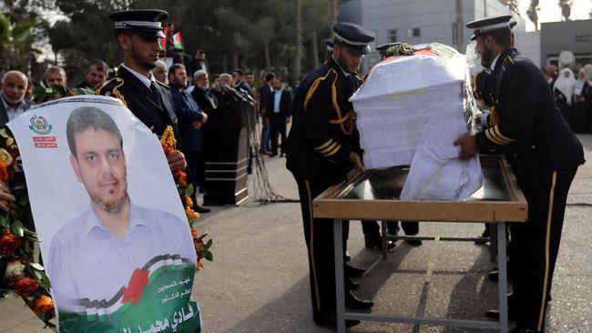 Ilmuwan Palestina Korban Pembunuhan di Malaysia Dimakamkan