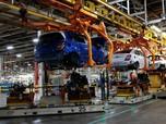Industri Otomotif Loyo, Chevrolet hingga Honda 'Sesak Nafas'