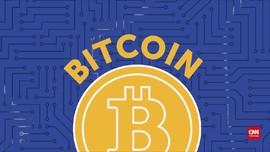 Harga Bitcoin Kembali Tersungkur