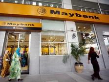 Kuartal I, Laba Bersih Maybank Turun Tipis Jadi Rp 480,34 M