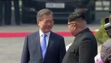 Asa Pertemuan Kim Jong-un dan Moon Jae-in Akhiri Perang Korea