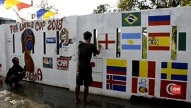 VIDEO: Menengok Kampung Piala Dunia 2018 di Pekalongan