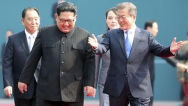 Denuklirisasi, Kim Jong-un Janji Tak Ganggu Tidur Moon Lagi