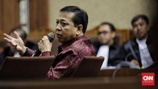 Kasus PLTU Riau, Setnov Akui Kenalkan Eni ke Johannes Kotjo