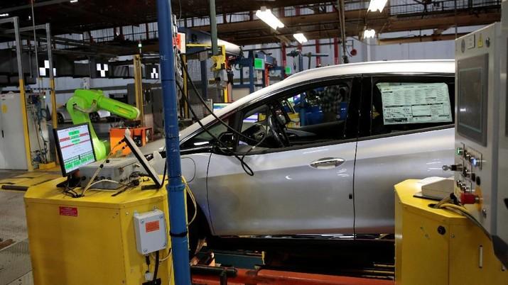 Produsen mobil asal Amerika Serikat (AS), yaitu General Motors (GM) pemegang merek Chevrolet, memutuskan hengkang dari Indonesia.