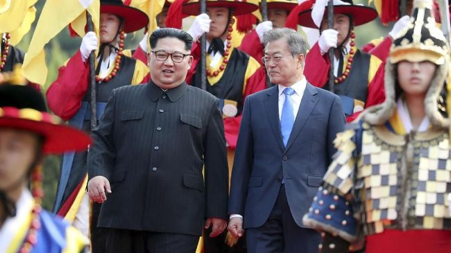 Korut: Dialog dan Latihan Perang Tak Bisa Beriringan di Korea