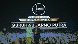 Guruh Soekarno Putra Raih 'Lifetime Achievement' JFFF Awards