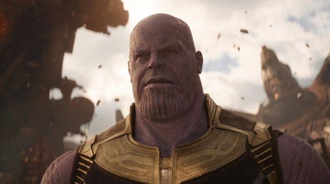 'Thanos' Gabung 'Deadpool 2' karena Mengagumi Ryan Reynolds