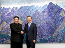 Korsel Sesalkan Keputusan Trump Batalkan Pertemuan dengan Kim