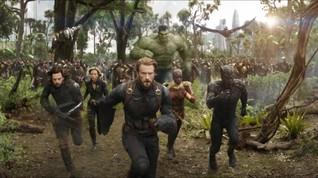 Pria India Meninggal Dunia Saat Nonton Avengers: Infinity War