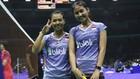 Tentukan Kemenangan Indonesia, Della/Rizki Belum Maksimal