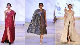 'Kinasih', Eksplorasi Eddy Betty Padukan Batik Gaya Modern