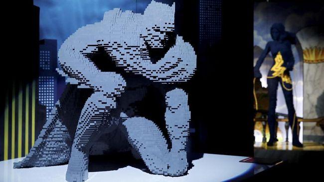 Kemaluan Batman Dilukis Jelas di Komik, DC Akan Sensor