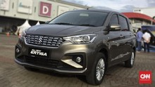 September 2018, Suzuki Berencana Mulai Ekspor Ertiga Terbaru