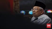 Ma'ruf Amien Bakal Tutup 8.683 Tambang Ilegal di Indonesia