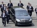 Bodyguard Pelari Kim Jong Un Kembali Beraksi di Singapura