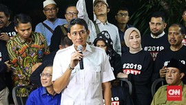 Sandiaga Ingin Jakarta Damai seperti Korut dan Korsel